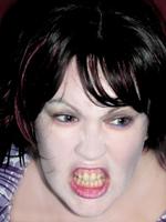 Contemporary Vampire Make-up Kit