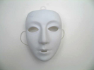 Plain White Mask