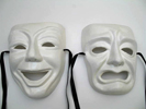 Comedy/Tragedy Mask