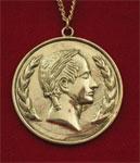 Ceasar Coin Necklace