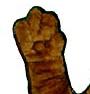 Mascot mitts