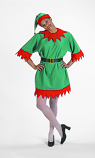 Velour Elf Tunic