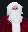 Santa Beard and Mustache Set - Novelty