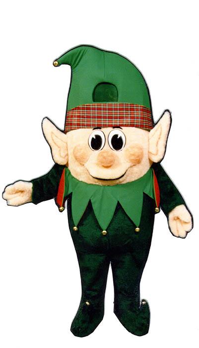 Madcap Boy Elf