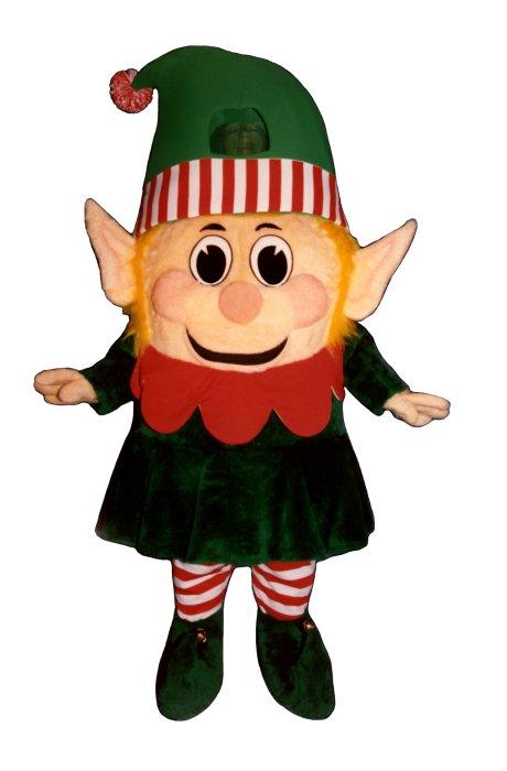 Madcap Girl Elf